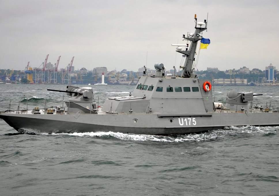 """Nga nổ súng dữ dội, bắt sống tàu chiến Ukraine """"xâm phạm lãnh hải"""" - 1"""