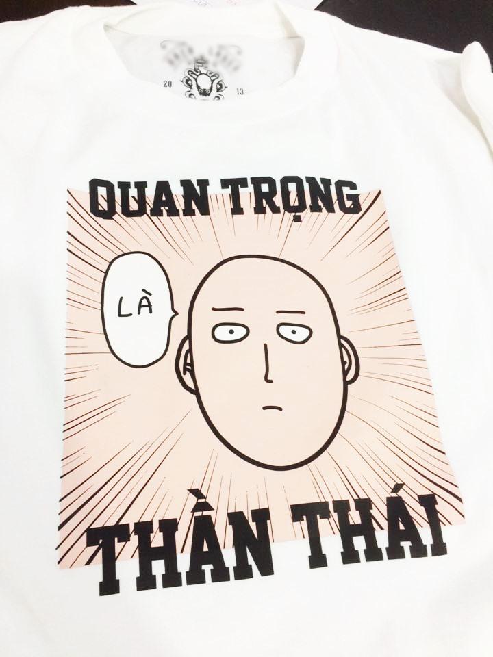 Giới trẻ Việt mê mệt áo phông chơi chữ - 1