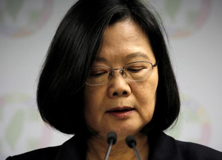 TQ tăng sức ép với Đài Loan sau thất bại của bà Thái Anh Văn - 1