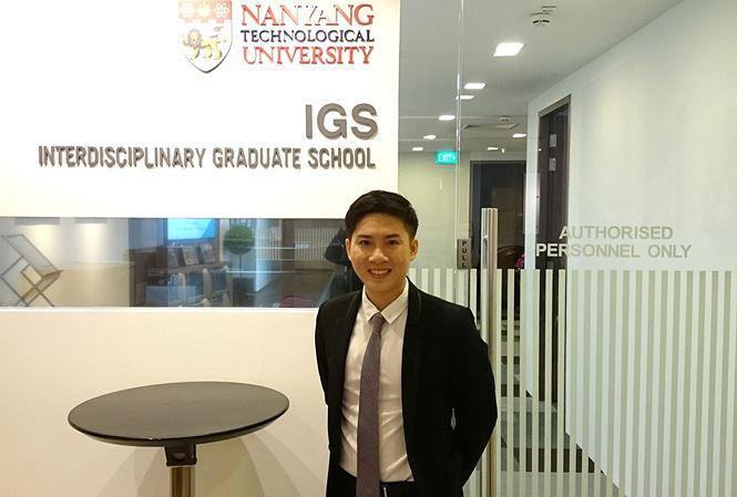 Chàng trai Quảng Bình nghiên cứu chinh phục Mặt trời - 1