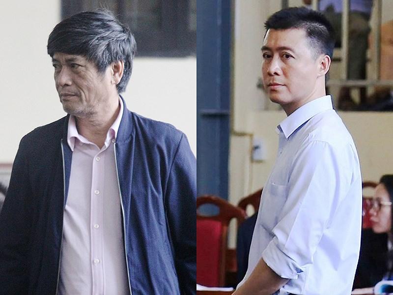 Ngày 30-11 tuyên án hai cựu tướng công an - 1