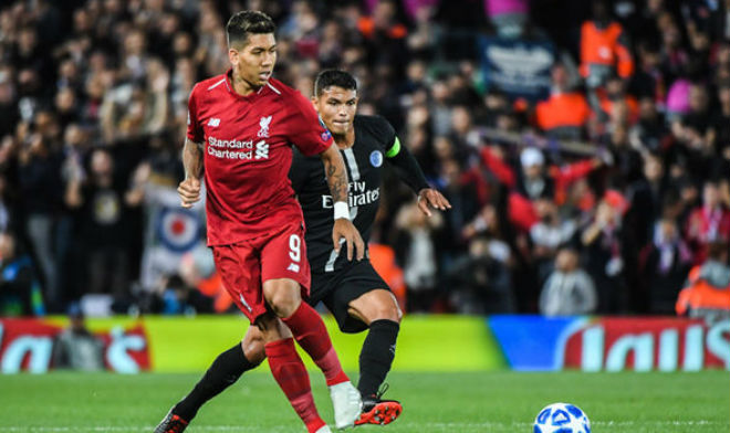 European First League: Liverpool PSG, Juventus - Much to dream early tickets - 1