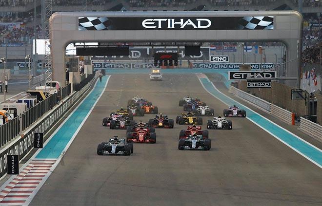 Đua xe F1, Abu Dhabi GP: Kỷ lục mới và cái kết trong mơ của huyền thoại - 1