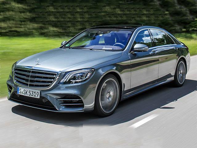 Bảng giá xe Mercedes S400 kèm giá bán các dòng xe Mercedes S mới nhất