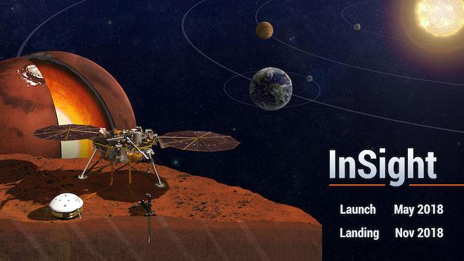 Tàu Vũ Trụ Insight Đáp Xuống Sao Hỏa Và Gửi Bức Ảnh Đầu Tiên Về Trái