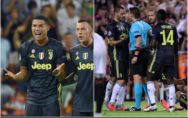 Juventus – Valencia: Ronaldo trút giận mơ vé sớm đi tiếp - 1
