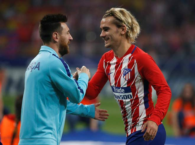 Tin HOT bóng đá sáng 27/11: Barcelona tính mua Griezmann thay Dembele - 1