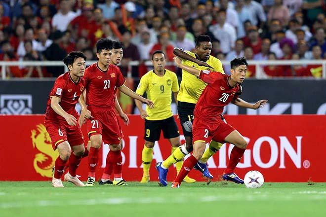 Việt Nam 8 bàn thắng - 0 bàn thua: Dớp trắng lưới đe dọa mộng bá vương - 1