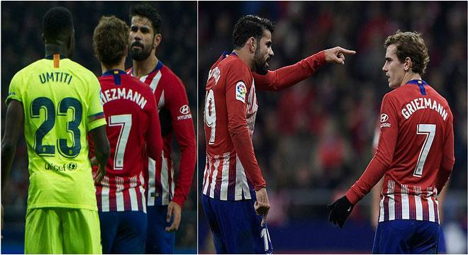 """Diego Costa """"lên cơn điên"""": Chửi cả đồng đội, MU-Mourinho có đón chào? - 1"""