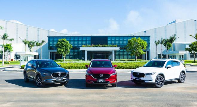 Thaco giảm giá Mazda CX-5 và New Mazda 2 đến hết tháng 11 - 1