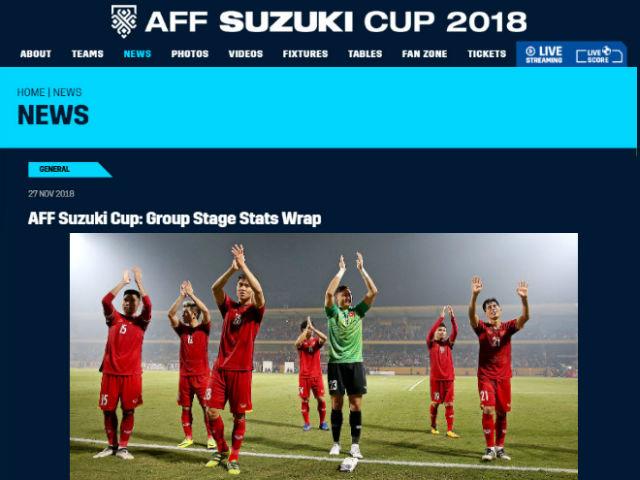 """Việt Nam 0 bàn thua vào bán kết: Trang chủ AFF Cup e ngại """"dớp"""" lịch sử"""