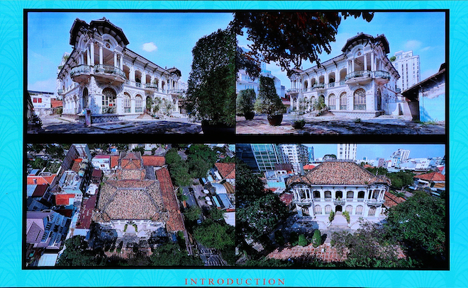 The peculiar history of the $ 35 million villa in the heart of Saigon