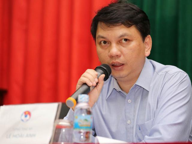Tổng Thư ký VFF lần đầu lên tiếng về việc bán vé online gây nhiều tranh cãi