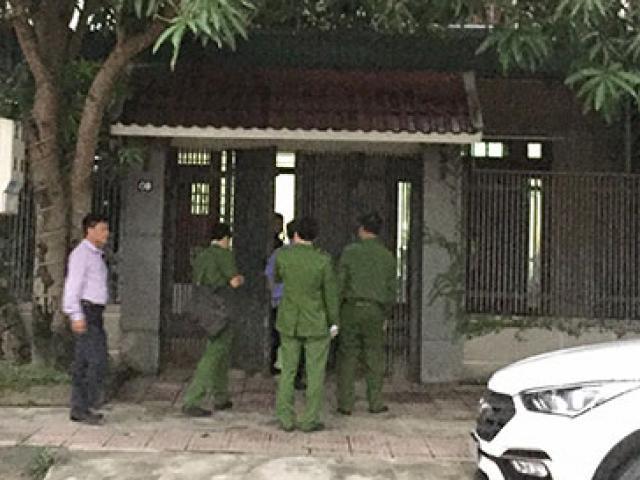 Tin tức trong ngày - Vụ án liên quan ông Trần Bắc Hà: Khám nhà 2 nguyên lãnh đạo BIDV Hà Tĩnh