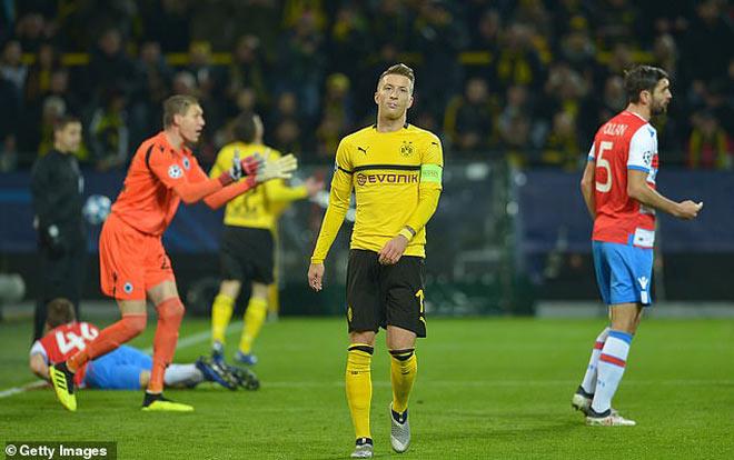 Dortmund - Club Brugge: Sức ép dữ dội đoạt vé knock-out - 1