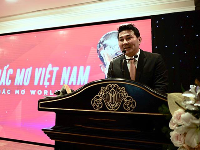 Ông Hoài Nam muốn làm Phó Chủ tịch VFF giúp ĐT Việt Nam dự World Cup