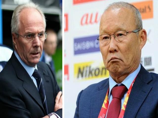 Báo Hàn Quốc: Siêu HLV Eriksson lương 149 tỷ đồng, thầy Park không ngán