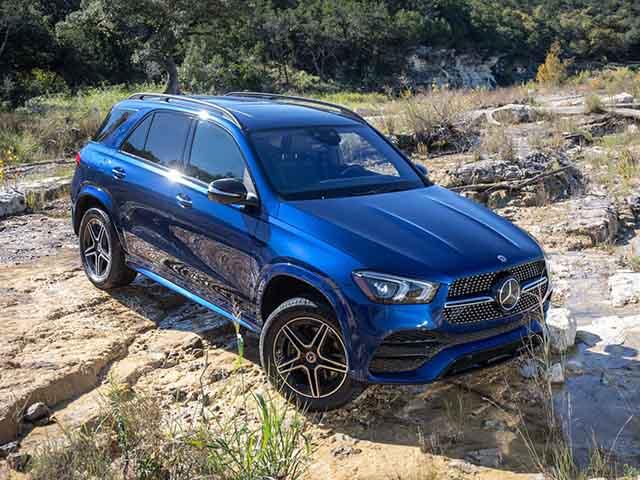 Mercedes-Benz GLE 2019 có giá từ 1,235 tỷ đồng tại thị trường Mỹ