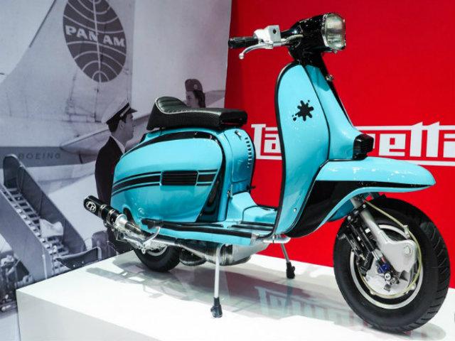 Lambretta V-Special giá từ 61,5 triệu đồng ra mắt, đẹp ngút ngàn