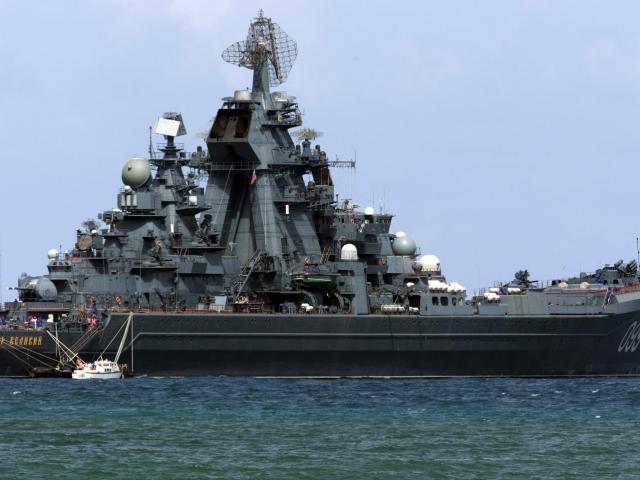 Báo Mỹ điểm mặt 5 tàu chiến đáng sợ nhất của hải quân Nga