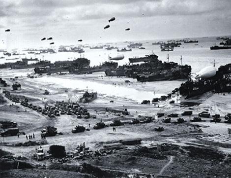 Hitler bị lừa trong chiến dịch Normandie như thế nào? - 1