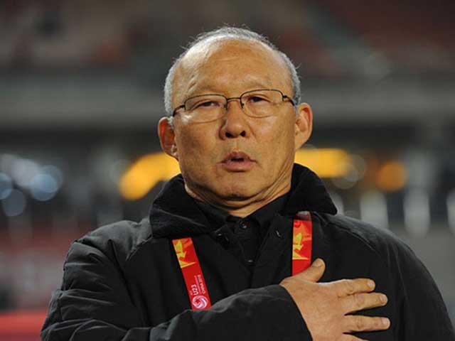 Kinh ngạc Park Hang Seo: HLV sinh ra cho bóng đá Việt Nam