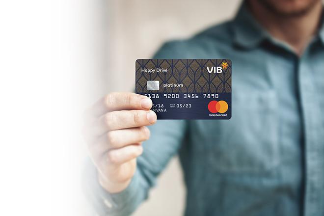 VIB giới thiệu 5 thẻ tín dụng thông minh, miễn phí thường niên trọn đời - 1