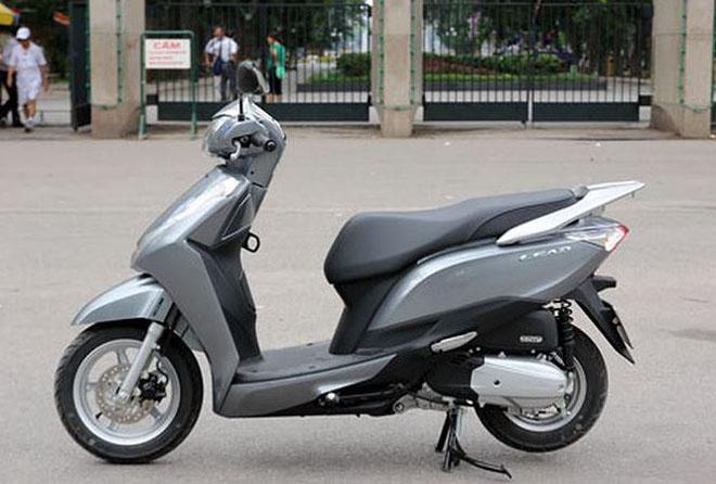 Phản hồi chính thức của Honda về vụ việc xe LEAD sản xuất tại Việt Nam - 1