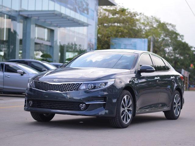 Kia Optima giảm giá còn 757 triệu, rẻ hơn cả Mazda 3