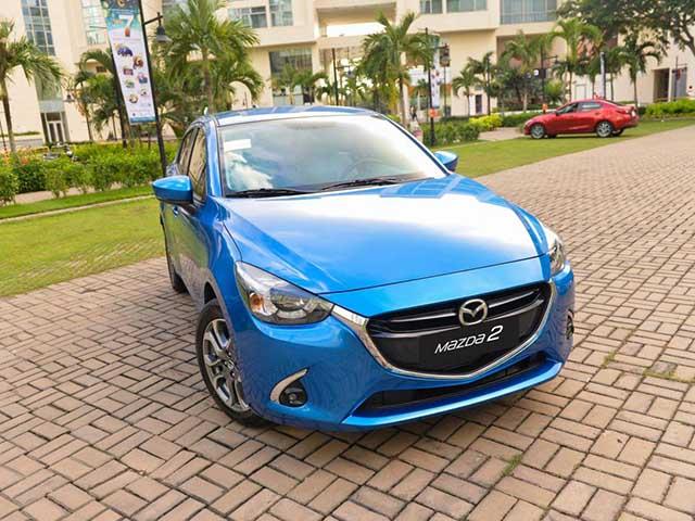 Thaco chính thức phân phối New Mazda 2 nhập khẩu với giá từ 509 triệu đồng