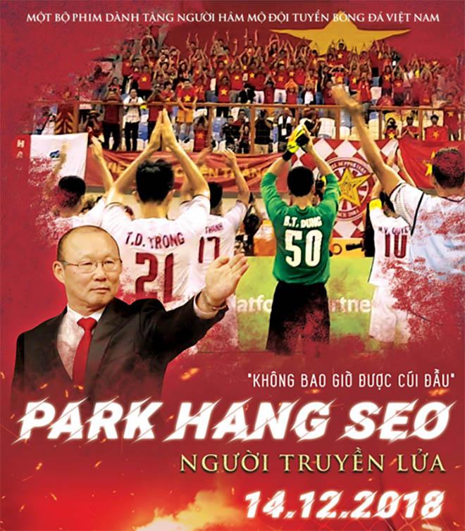 Những bí mật lần đầu công bố về HLV Park Hang Seo - 1