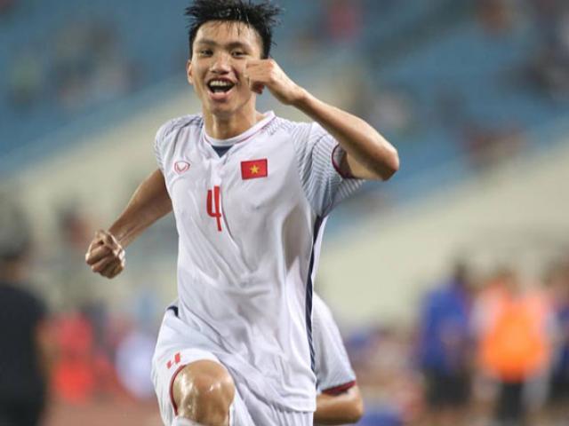 Đoàn Văn Hậu gây sốt: Lọt top SAO trẻ AFF Cup, sẽ sớm xuất ngoại