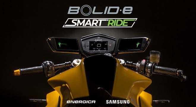 """Samsung """"dấn thân"""" cách mạng hóa thế giới xe hai bánh - 1"""