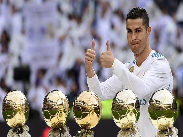 """Trước ngày trao giải Quả bóng vàng: Rò rỉ kết quả, Ronaldo """"trốn"""" dự gala"""