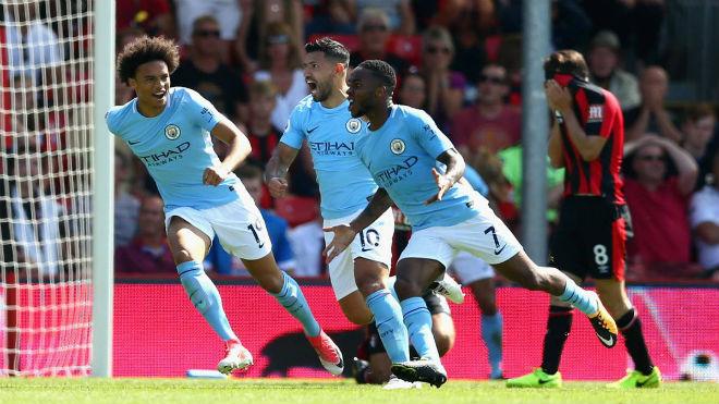 Man City – Bournemouth: Thời cơ vàng cắt đuôi Liverpool - 1