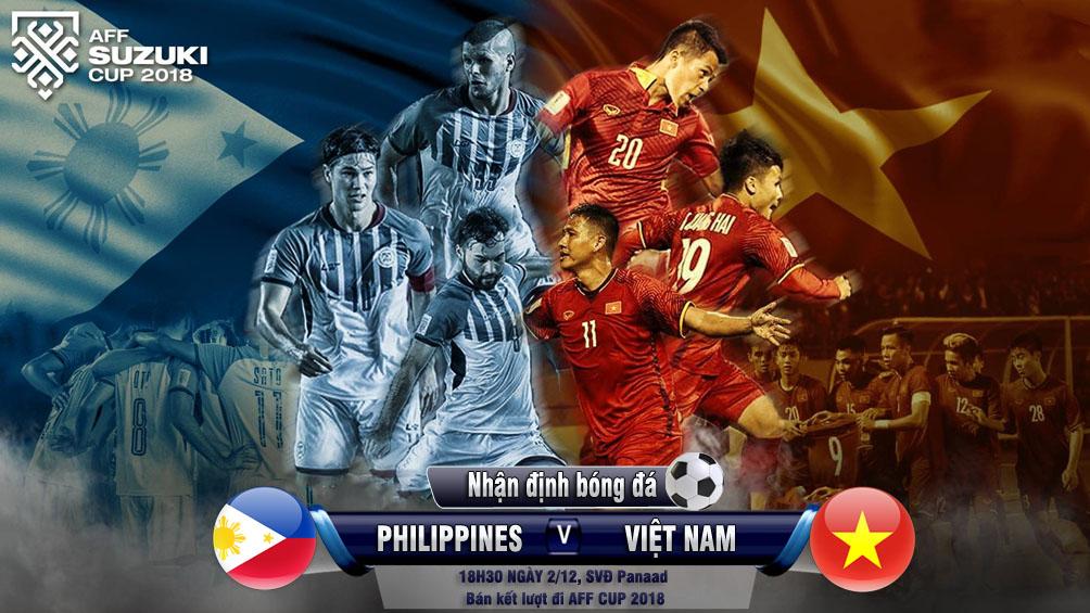 Philippines - Việt Nam: Thị uy siêu HLV & dàn sao gốc Âu (AFF Cup) - 1