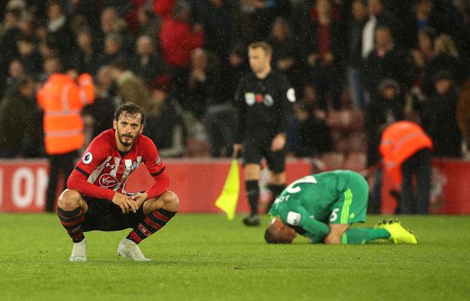 Southampton - MU: Kéo dài mạch ghi bàn, tìm kiếm 3 điểm - 1