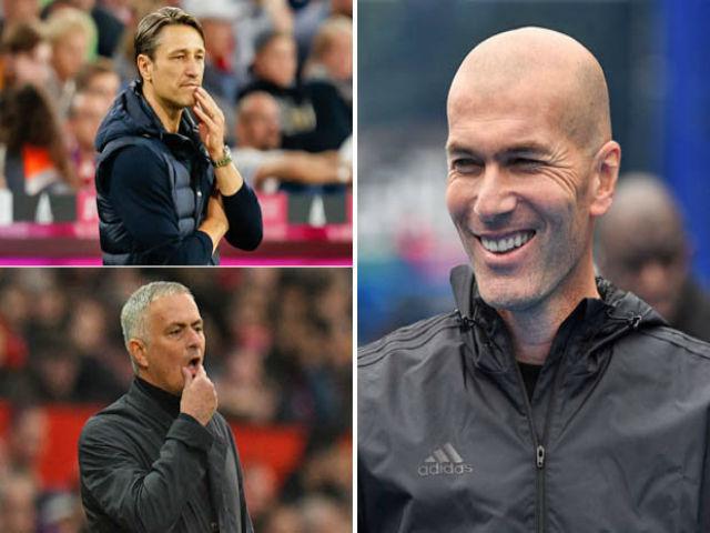 """Zidane lộ ngày trở lại: MU - Bayern hồi hộp, Mourinho """"như lửa đốt"""""""