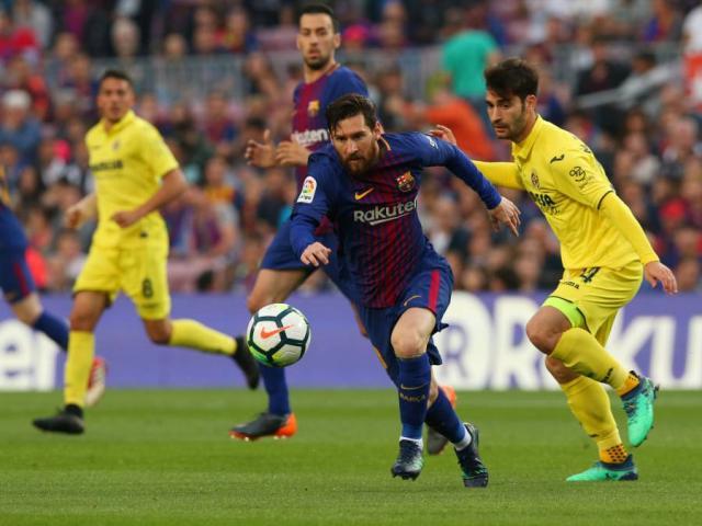 Barcelona – Villarreal: Đánh đắm tàu ngầm, quyết đòi ngôi đầu bảng