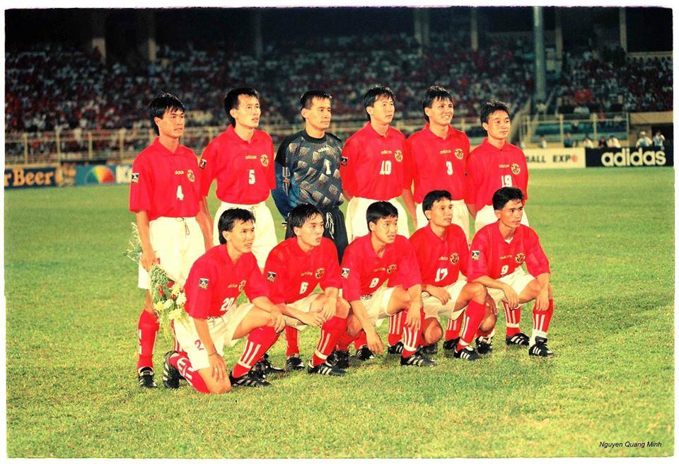 Ký ức AFF Cup: Trận bán kết lịch sử trước người Thái và chu kỳ 10 năm - 1