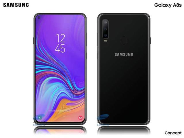 Galaxy A8s đã đạt chứng nhận FCC, sẵn sàng ra mắt