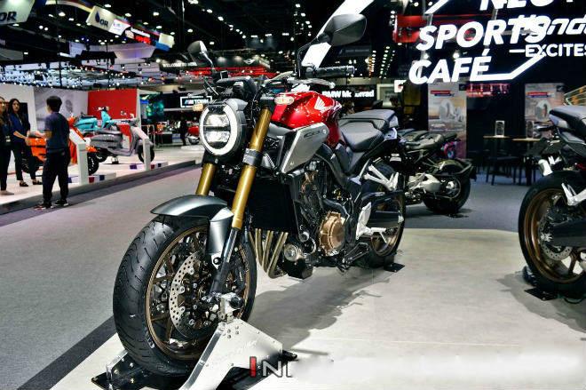 2019 Honda CB650R ra mắt tại Thái Lan, giá từ 215,8 triệu đồng - 1