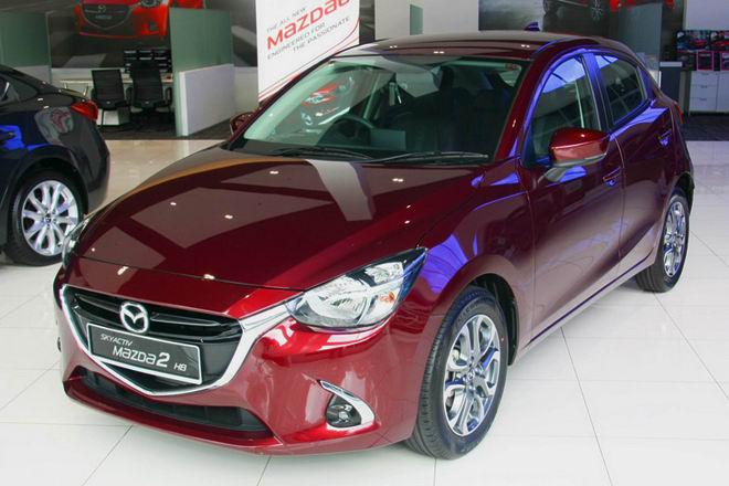 Bảng giá xe Mazda 2018 cập nhật mới nhất dành cho từng phiên bản - 1
