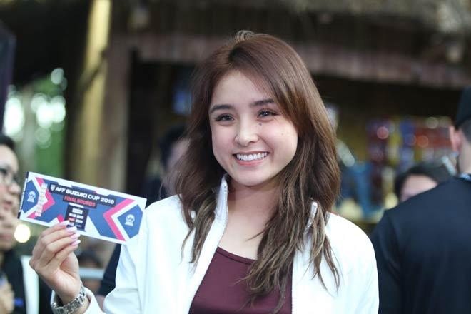 Dàn hot girl chủ nhà Philippines đua sắc đấu Việt Nam ở Bacolod - 1