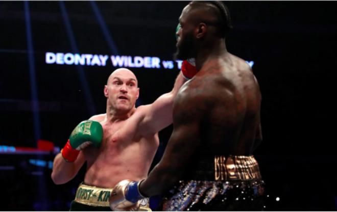 Đại chiến boxing hạng nặng Wilder - Fury: Cái kết gây sốc - 1