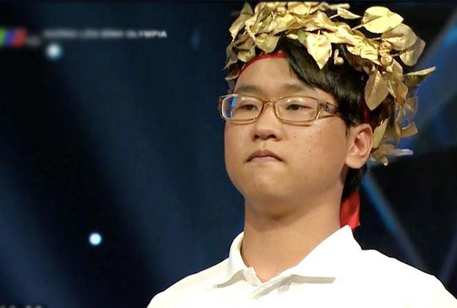 10X Thái Bình nhất vòng thi 'không dành cho người yếu tim' Olympia - 1