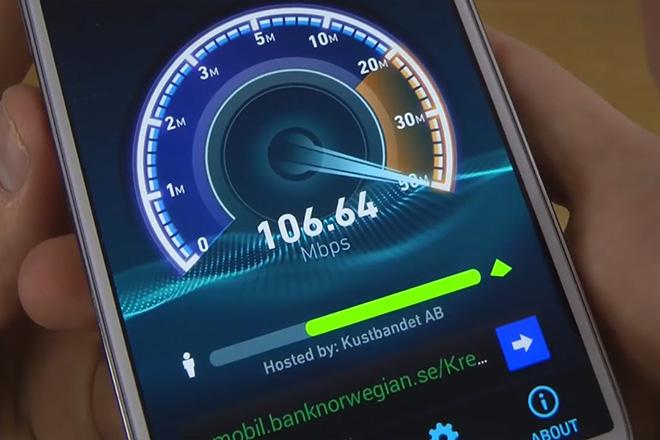 Sốc với những quốc gia có mạng di động nhanh hơn cả Wi-Fi - 1