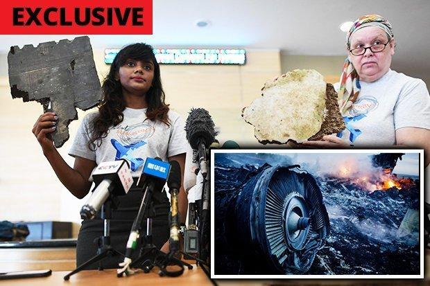 Mảnh vỡ nghi của MH370 có thể là của máy bay MH17? - 1