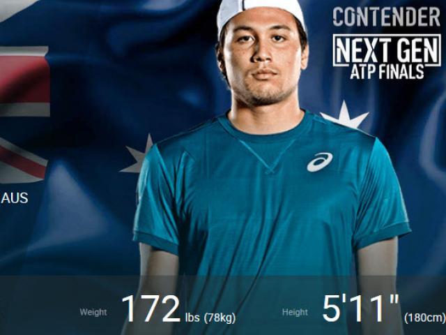Ngỡ ngàng: Địch thủ của Hoàng Nam và cú phi thân như Nadal
