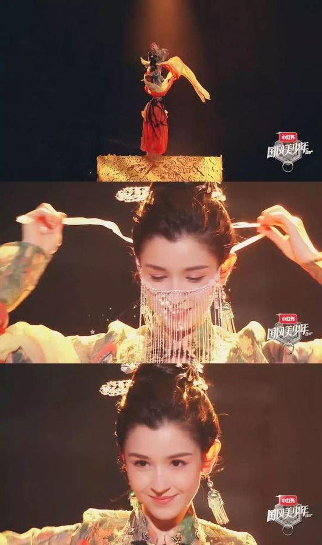 """Mê đắm nhan sắc mỹ nhân Tân Cương đang được cả Trung Quốc """"lùng sục"""" - 1"""